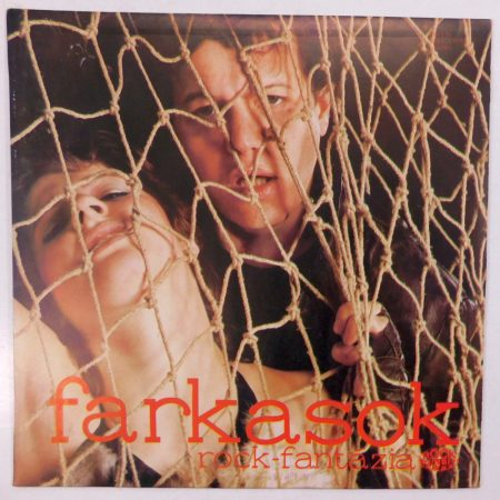 Rock Színház - Farkasok - Rock-Fantázia LP (NM/VG+)