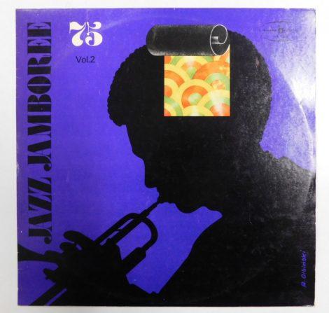 Jazz Jamboree 75 vol.2. LP (EX/VG) POL