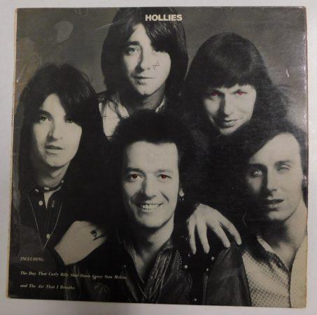 The Hollies - Hollies LP (VG/VG) UK