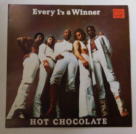 Hot Chocolate - Every 1s a Winner LP (NM/EX) BUL