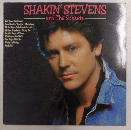 Shakin Stevens LP (VG+/VG) UK