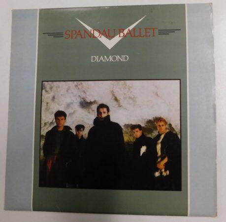 Spandau Ballet - Diamond LP (EX/VG) JUG