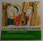 Czechoslovak Radio Prague Jazz Orchestra, Vadim Ludvikovsky, Kamil Hála - Ludvikovsky In Prague LP (NM/VG) CZE