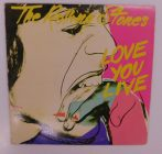 The Rolling Stones - Love You Live 2xLP (G+/G+) JUG