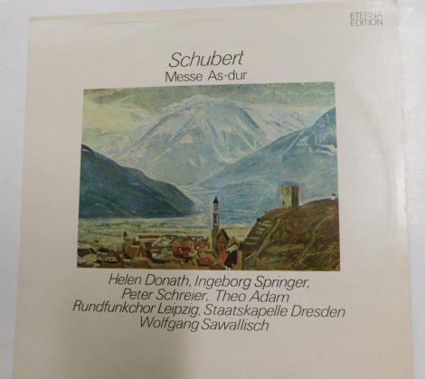 Schubert - Messe As-dur LP (EX/VG+) GER.