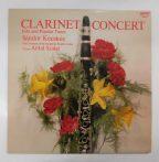 Clarinet Concert - Sándor Kecskés/Antal Szalai LP (VG+/G+)