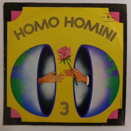 Homo Homini - 3 LP (VG+/VG) POL