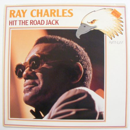 Ray Charles: Hit the Road Jack LP (EX/EX) NSZK