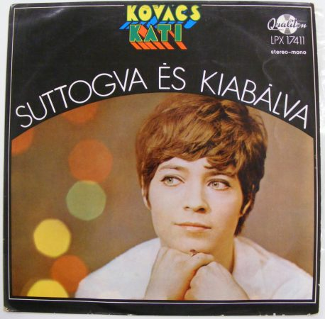 Kovács Kati: Suttogva és kiabálva LP (VG+/VG)