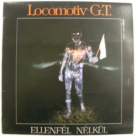 Locomotiv GT: Ellenfél nélkül LP (VG+/VG+)