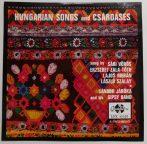 Hungarian Songs and Csárdáses - Magyar nóták és csárdások LP (EX/VG+) HUN