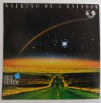 Blue System - Walking On A Rainbow LP (VG+/VG+) HUN
