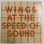 Wings - At the speed of sound LP (VG+/VG+) IND.