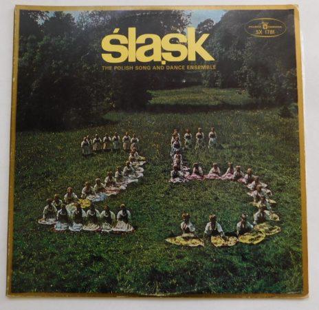 Slask - The Polish Song and Dance Ensemble LP (EX/VG) POL