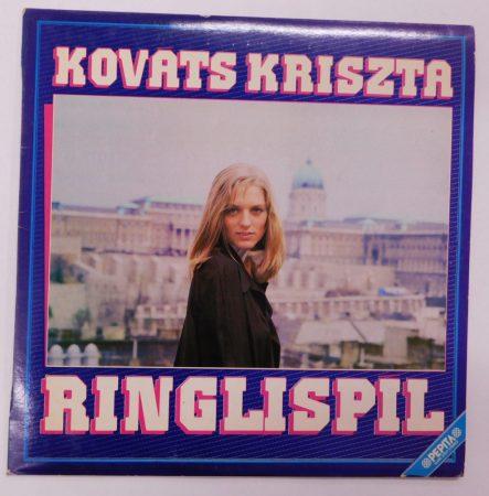 Kovats Kriszta - Ringlispil LP (EX/VG+)