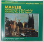 Mahler - Symphonie Nr. 6 - Die Tragische CD (EX/EX, holland)
