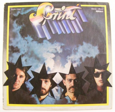Sprint LP (VG/VG)