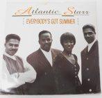 "Atlantic Starr - Everybody's Got Summer 12"" 45RPM (VG+/VG) ENG."