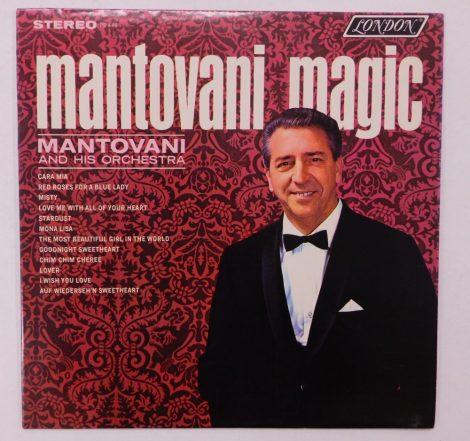 Mantovani And His Orchestra - Mantovani Magic LP (VG+/VG+) USA