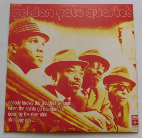 Golden Gate Quartet 2xLP (EX/VG+) Jug.