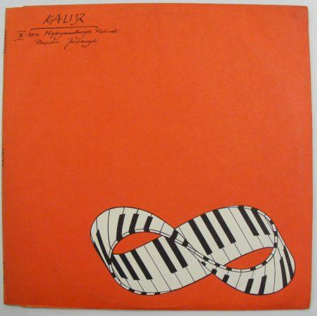 Kalisz: X-Lecie Międzynarodowych Festiwali Pianistów Jazzowych LP (NM/EX) POL