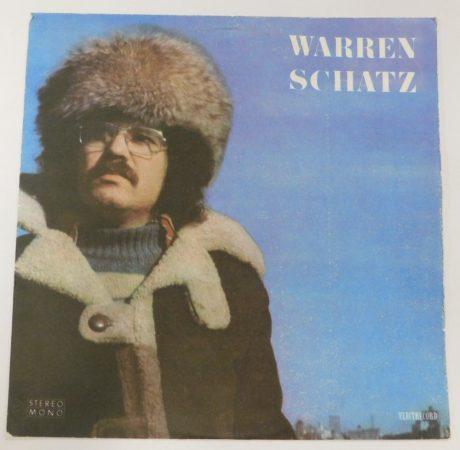 Warren Schatz - Warren Schatz LP (VG+/VG) ROM.