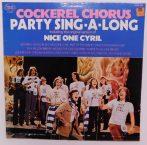 Cockerel Chorus - Party Sing-A-Long LP (EX/VG+) UK.