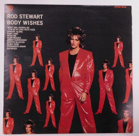 Rod Stewart - Body Wishes LP (VG/VG) YUG.