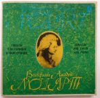W. A. Mozart - O. Kagan, S. Richter - Sonatas For Violin And Piano 2xLP +Inzert (NM/VG+) USSR