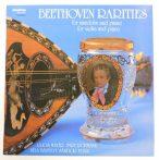 Beethoven rarities for mandolin and piano / Bánfalvi - Falvai LP (EX/EX) HUN