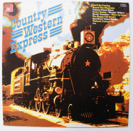 Country Western Express LP (VG/VG+) NSZK