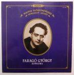 Magyar Előadóművészek: Faragó György - Zongora LP (NM/VG+)