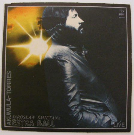 Extra Ball: Akumula-Torres LP (EX/VG) POL