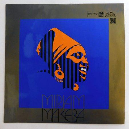 Miriam Makeba - Miriam Makeba LP (VG+/VG) CZE