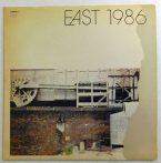 EAST - 1986 LP (VG+/VG-)
