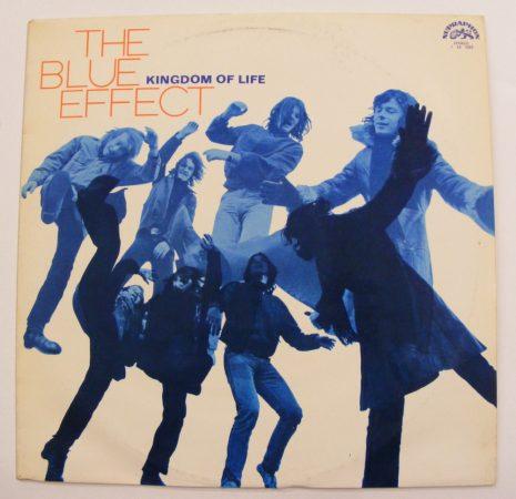 The Blue Effect - Kingdom of Life LP (VG+/VG) CZE.