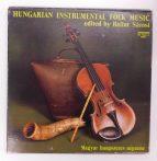 Hungarian Instrumental Folk Music - Bálint Sárosi 3xLP (NM/G+) +booklet