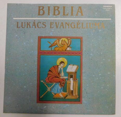 Biblia - Lukács Evangéliuma 2LP (NM/NM) HUN