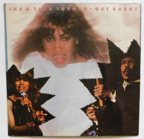Ike and Tina Turner - Get Back LP (VG/VG) IND