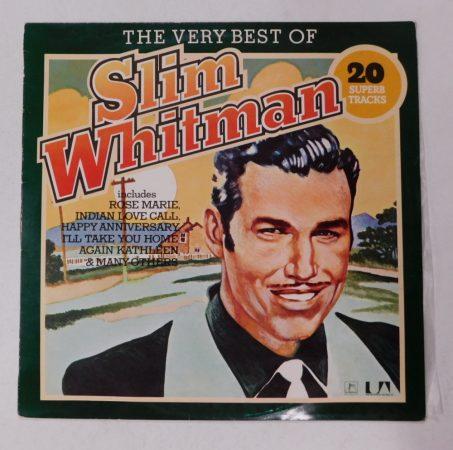 Slim Whitman - The Very Best Of LP (EX/VG+) YUG.