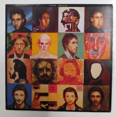 The Who - Face Dances LP (VG+/VG) JUG