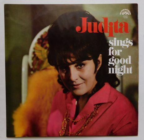 Judita Sings for Good Night LP (EX/VG+) CZE