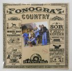 Fonográf - Country Album LP (VG+/VG+)