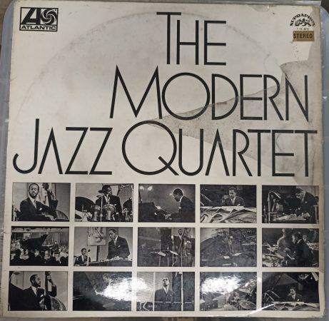 The Modern Jazz Quartet LP (VG/VG) CZE