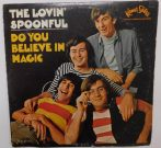 The Lovin' Spoonful - Do You Believe In Magic LP (VG/G+) USA