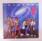 Jacksons - Victory LP (VG+/VG+) YUG.