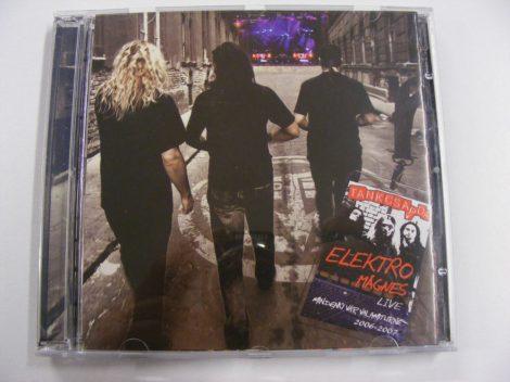 Tankcsapda - Elektromágnes Live CD+DVD 2006-2007