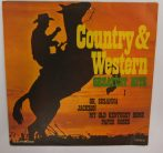 V/A - Country and Western Greatest Hits I (VG+/VG) ROM