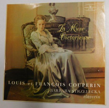 La Muse Victorieuse - Couperin - Barbara Strzelecka (EX/VG+) POL