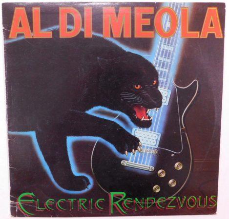 Al Di Meola - Electric Rendezvous LP (VG+/VG) HUN.